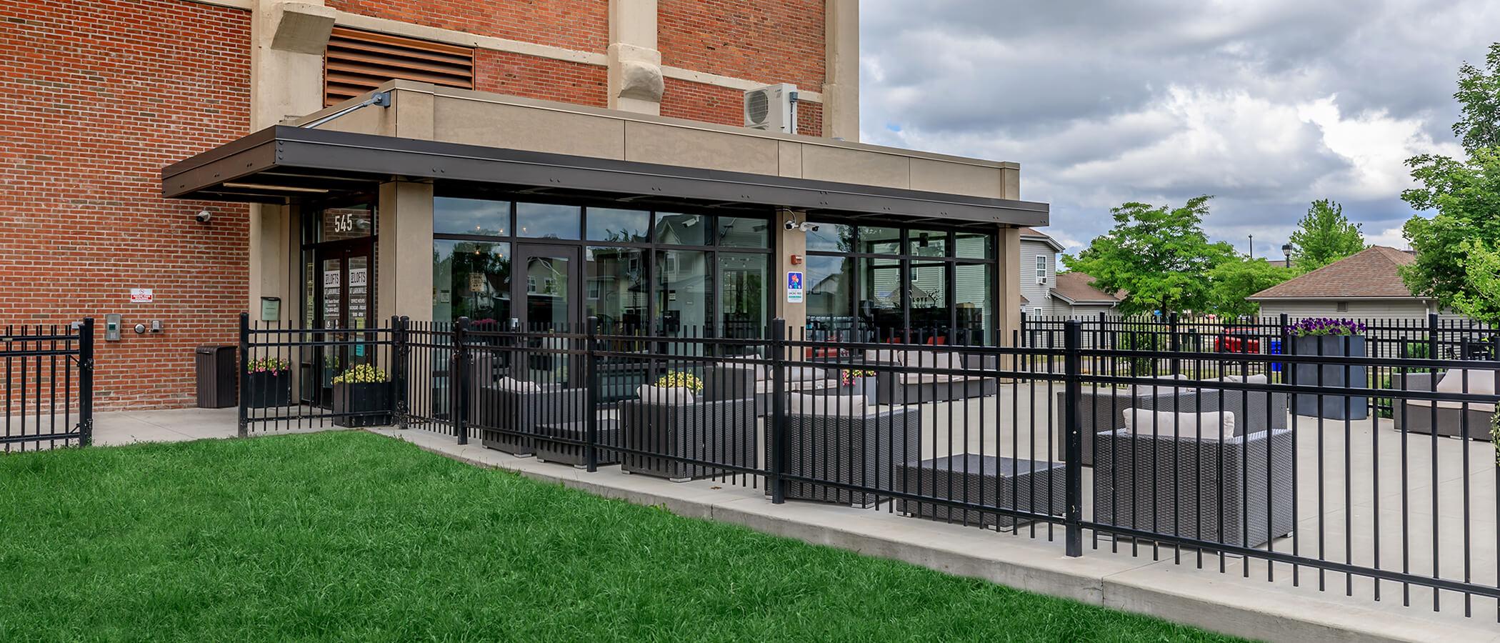 Ap Lofts At Larkinville Apartments In Buffalo Ny